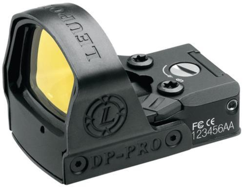 Leupold DeltaPoint Pro Reflex Sight 7.5 MOA Inscribed Delta Reticle Matte Black