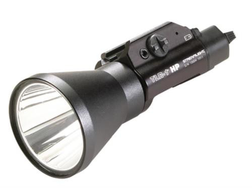 Streamlight HP Tactical Light, White LED, Remote Switch, Black