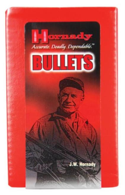Hornady Bullet .30 Caliber 150 Gr, FMJ Boat-Tail, 100/Box