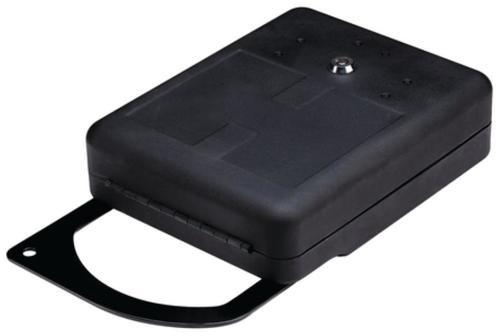 Hornady Armlock Security Box, TSA Approved, 9.75 x 7.5 x 2.25 Inside, Steel