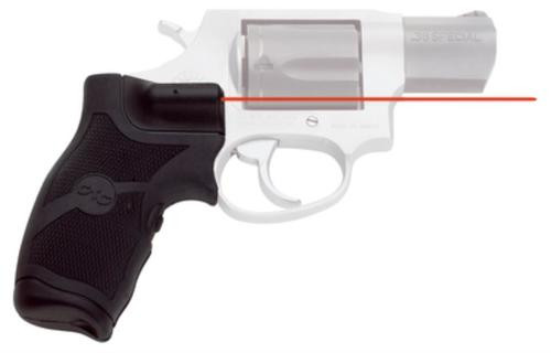 Crimson Trace Lasergrips Taurus 17-Not Tracker/85/94/327 Six-Shot/605/650/651/731/850/905/941, Not Public Defender or Polymer Frame Models, LG385