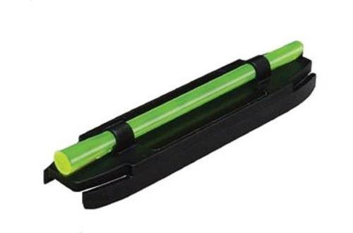 """Hiviz Magnetic Shotgun Sight, Green, Rib .312""""-.437"""""""