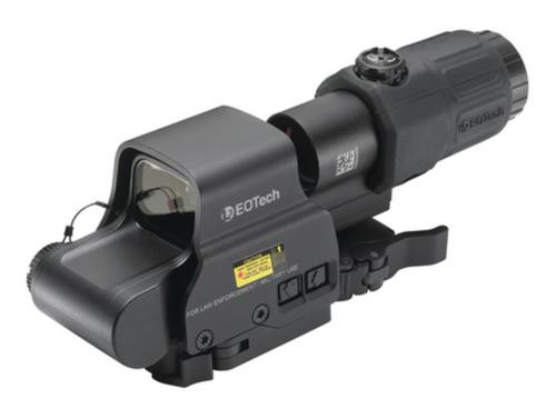 EOTech HHS I EXPS3-4 HWS/G33 Magnifier And STS Switch