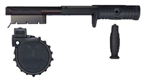 "Adaptive Tactical Mossberg 500/Mav 88 Venom Rotary Conversion Kit 12 Ga, 2.75"", Black, 10rd"