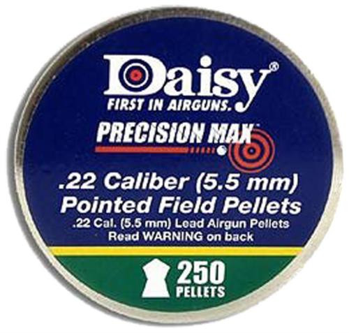 Daisy Pointed Pellets .22, 250 Count