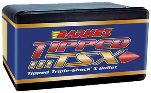 Barnes Bullets 35830 Rifle 35 Caliber .358 180gr TTSX FB, 50rd/Box