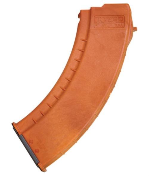 Tapco Magazine Smooth Side For AK-47 7.62x39mm 30rds Orange