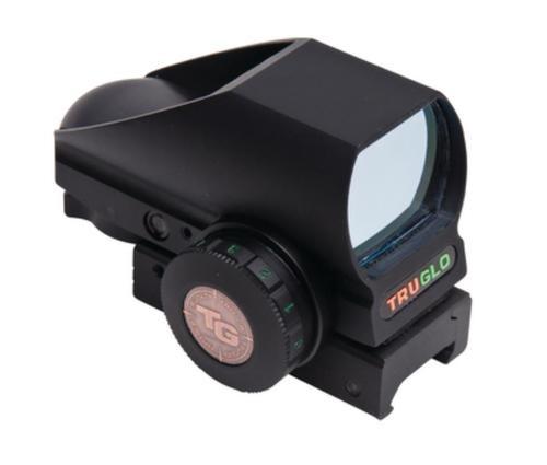 Truglo Tru-Brite Open Red Dot Sight Red/Green Illumination Multi Reticles