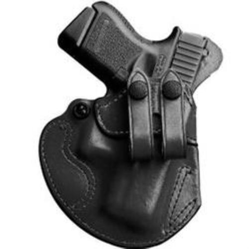 DeSantis Cozy Partner S&W Shield, IWB Holster, Black, RIght Hand