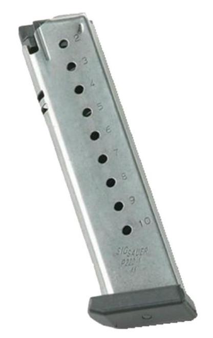 Sig P220 Magazine 45 ACP Compact 6 RD