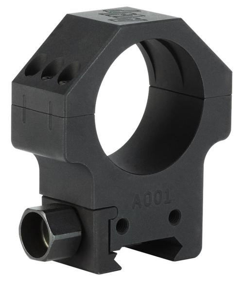 Sig Alpha Scope Ring 30mm Steel MED Sig Hunting Complete SET Black
