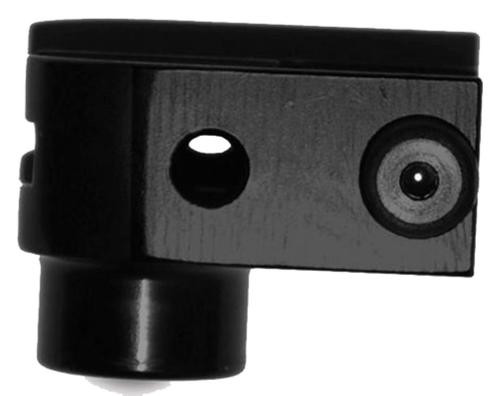 Grovtec GT Bayonet Adapter Push Button Base Black