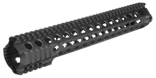 "Troy SDMR Keymod Rails 12"" Aluminum Black"