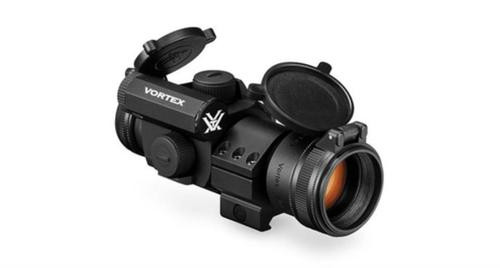 Vortex Strikefire II Red Dot, 4 MOA Red/Green, Lower 1/3 Co-Witness, Cantilever