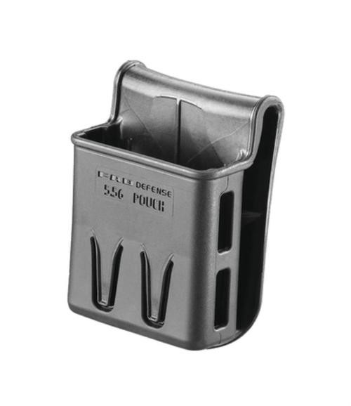 Mako Polymer Magazine Pouch With Belt Paddle For AR-15 Magazines