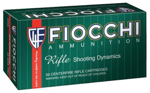 Fiocchi 7mm-08 Remington, 139 Gr, SST, 20rd Box