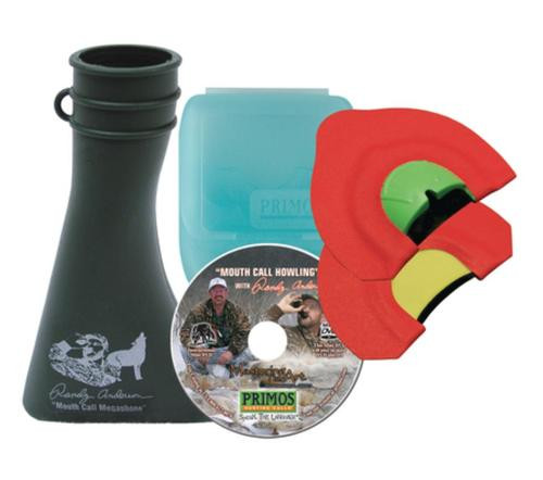 Primos Hunting Calls Randy Anderson Mouth Call Howler Pack