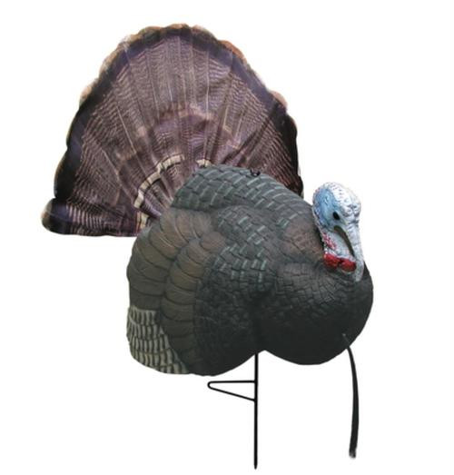 Primos Hunting Calls B-Mobile Turkey Decoy With Carrying Bag and Instructional DVD