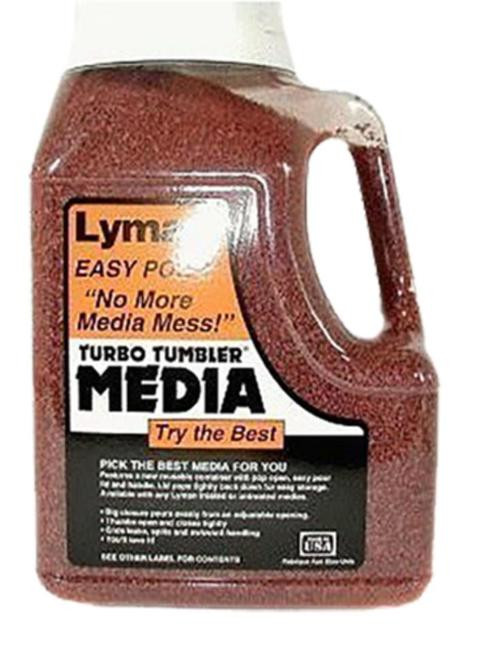 Lyman Easy Pour Case Cleaning Media 1 All 6 lb