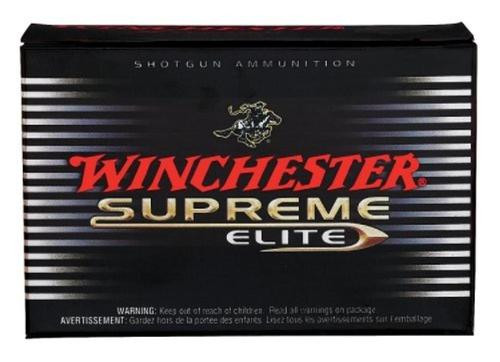 "Winchester Supreme Extended Range HD Coyote 12ga, 3"", 1-3/8oz, B Shot, 5rd/Box"