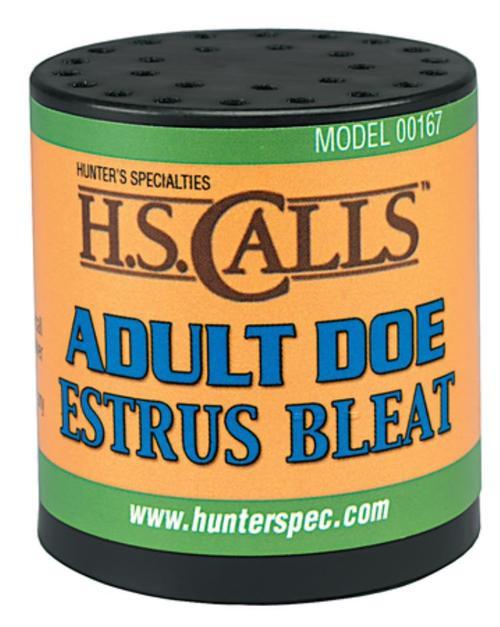 Hunter's Specialties Adult Doe Estrus Bleat