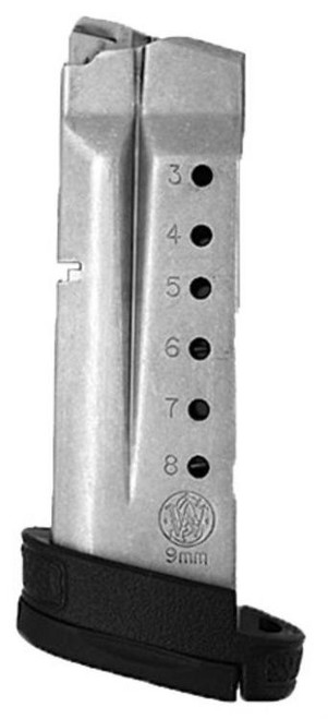 Smith & Wesson M&P Shield Magazine 9mm, 8rd