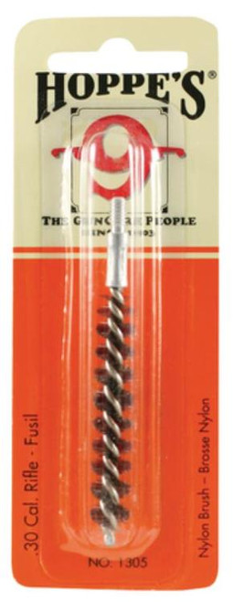 Hoppe's Nylon Gun Cleaning Brush Rifle .30 Caliber