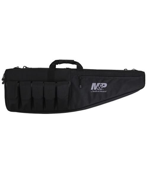 "Allen 42"" M&P Rifle Case 1200D Polyester Shell Black"