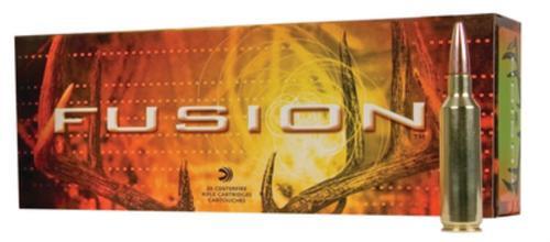 Federal .223 Rem 62gr, Fusion 20rd Box