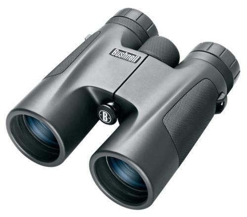Bushnell PowerView Binoculars 10x42mm Black
