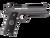 "Coonan MOT 45 ACP, 5"", Black Ionbond Stainless, Adj. Fiber Optic Sights, Black Alum Grips, 2 Mags (Special Order)"