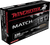Winchester Match 338 Lapua Mag 250gr, Sierra MatchKing Boat-Tail Hollow Point, 20rd Box