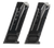 Ruger, (2)Magazines, 9mm, 10Rd, Black, Fits Ruger Security-9