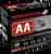 "Winchester AA Light Target Load 12 Ga, 2.75"", 1 1/8oz, 8 Shot, 100rd Box"