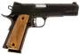 """Citadel 1911 Government, 2 Mags, Wood Grips 45 ACP 5"""" Barrel, Black Parkerized Finish, 8rd Mag"""