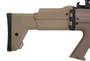 "ISSC Austria MK22 SCAR Rifle, 22LR, Desert Tan, 16"" Barrel, 22 Rd Mag#3"