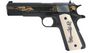 Springfield 1911-A1 Battlefield Cross Limited Edition 45 ACP Ivory-style Grips Plus extra Springfiled Grips#3