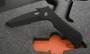 "Benelli M4 12G Southern Grind Package, 18.5"" Barrel Ghost Ring Sights, Case/Knife/Light#4"