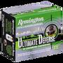 Remington Ultimate Defense Full-Sized Handgun 40 S&W, BJ Hollow Point, 165gr, 20rd/Box