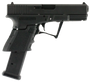 "Full Conceal M3DF M3 Folding 9mm Double 4"" Barrel Black Underfolding Polymer Grip Glock 19 Gen 3 Slide"