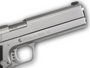 """Coonan MOT 10mm, 5"""", Satin Stainless, Fixed Night Sights, Black Alum Grips, 2 Mags (Special Order)"""