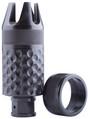 "Spikes Barking Spider2 Krinkov Muzzle Brake 5.56mm 1/2""-28 TPI Chromol"