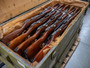 Russian Mosin Nagant M91/30 TULA Arsenal Mosin Nagant, 7.62x54R VG to Excellent Condition, Round Receiver, Heavy Preservative