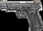 "Smith & Wesson M&P M2.0 Performance Center 40 S&W, 5"" Barrel, 15rd, Black"