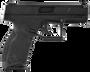 "Taurus TX22, .22 LR, 4.1"" Barrel, 16rd, Non-Manual Safety, Black"