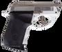 "Taurus 22 Poly 22 LR, 2.8"" Barrel, Black Polymer Grip, White Frame, Stainless Slide, 8rd"