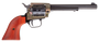 "Heritage Rough Rider Small Bored, .22 LR, 6.5"", 9rd, SAO, Color Case-Hardened"