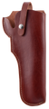 "Hunter Hip Holster Taurus Raging Judge 3"" Cylinder 6.5"", Leather Brown"
