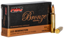 PMC Bronze 223 Rem 55gr, Pointed Soft Point 20rd/Box