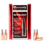 Hornady Reloading Bullets .452 245 Sp Interlock, 50 Box